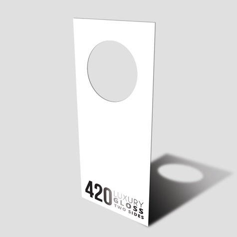 Luxury 420 Gloss Two Sides