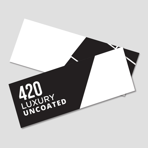 Luxury 420 Uncoated