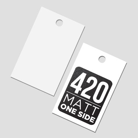 Luxury 420 Matt One Side